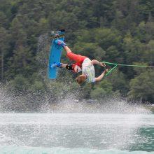 Juritsch auf Rang 7 bei der Wakeboard EM Boot in Portugal