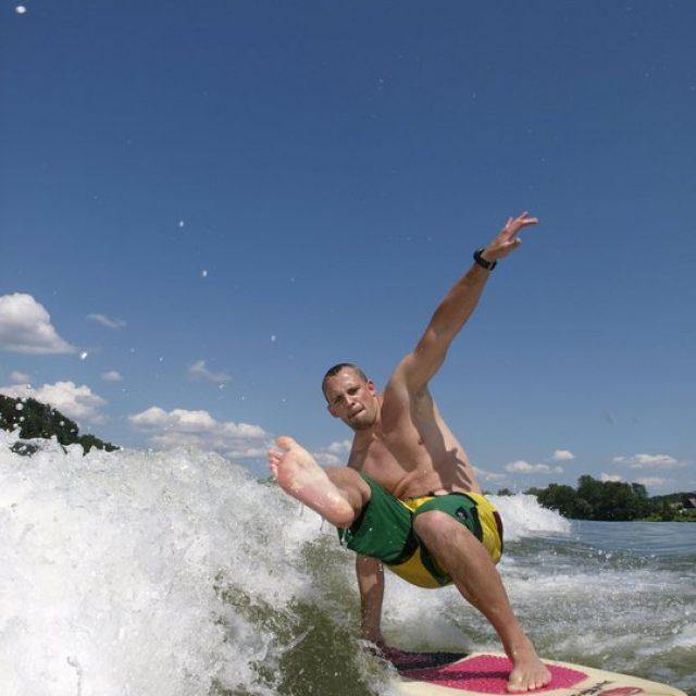 Wakeboard-Testival in Marbach/Donau