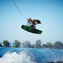 Perfekter Saisonabschluss für den Corona Wakeboard Cup 2012 in Hard am Bodensee.