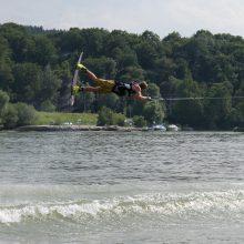 Wakeboard Piraten erobern den Traunsee