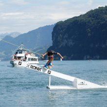 Erfolgreiche Ausgabe des Wakeboard-Lift Spektakels am Walensee.