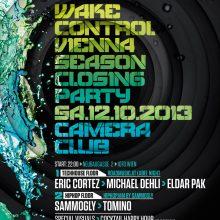WAKE CONTROL VIENNA – SEASON CLOSING PARTY 2013