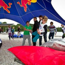 Red Bull Wings Academy: Jib Camp mit Felix Georgii