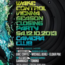 WAKE CONTROL VIENNA – SEASON CLOSING PARTY 2013