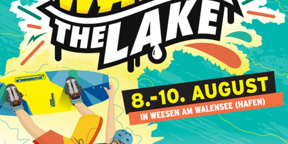 WAKE THE LAKE 2014
