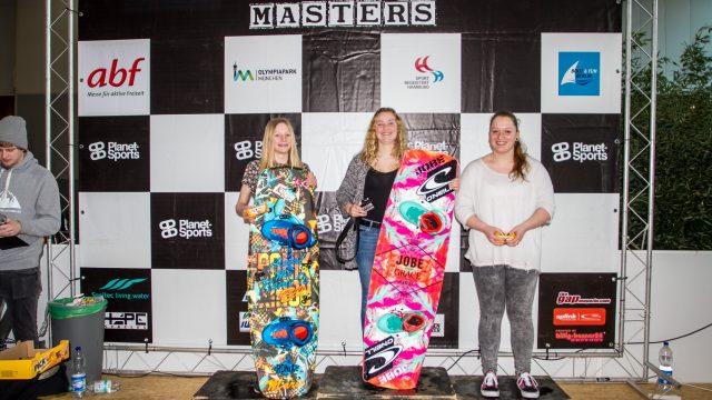 Saisonauftakt der Wake-Masters 2015 in Hannover ein voller Erfolg