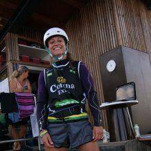 Astrid Schabransky holt Platz 5, Daniel Fetz mit Platz 6 wieder zurück in Europas Spitze
