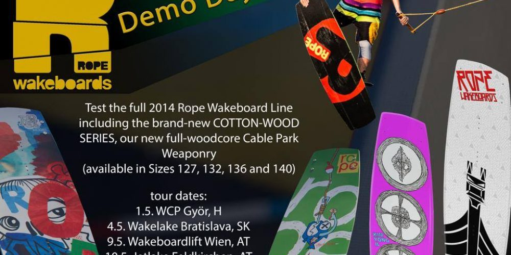 Rope demo days 2014