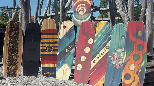 GOODBOARDS TEST TOUR 2018