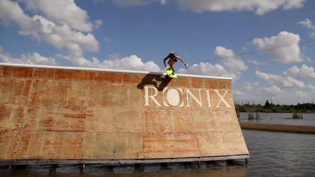 3-facher Weltmeister Frederic von Osten ab sofort auf Ronix Wakeboards!