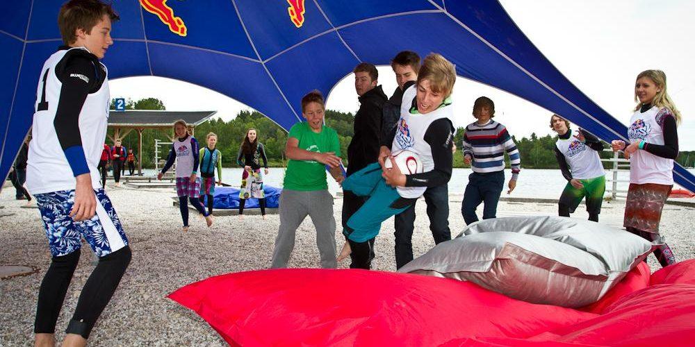 Red Bull Wings Academy: Jib Camp mit Felix Georgii